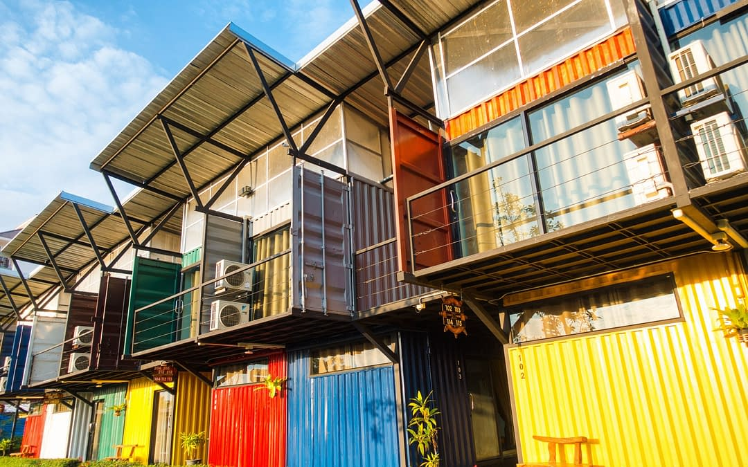 What Are the Key Benefits of Container Living Homes?