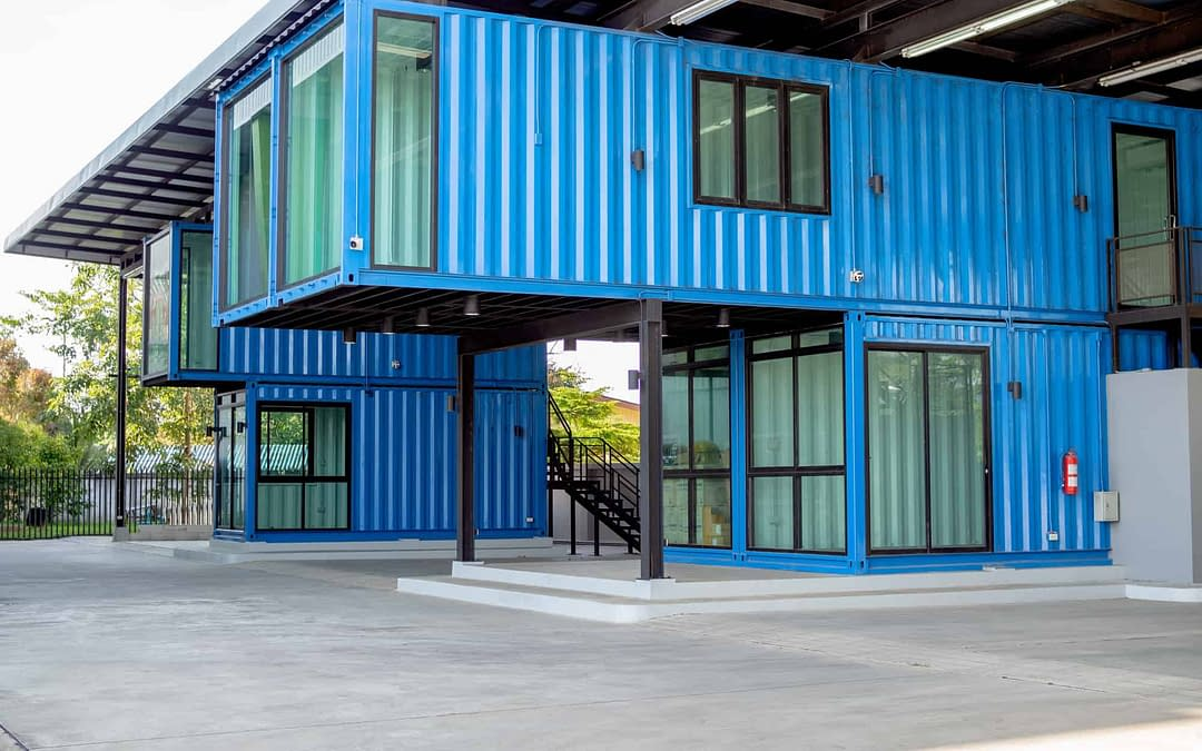 7 Tips to Keeping Container Offices Cool in the Summer
