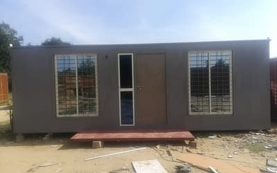 Portable Cabins India