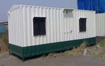 Portable Cabins Advantages