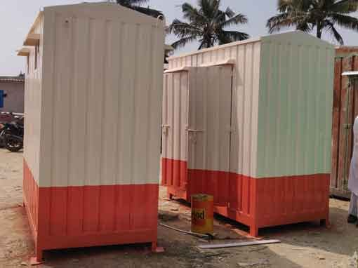 Potable toilets for sale