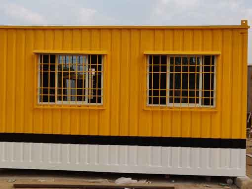 portable bunkhouse manufactures