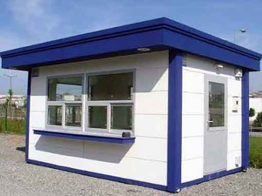 Guard Cabin Suppliers in India