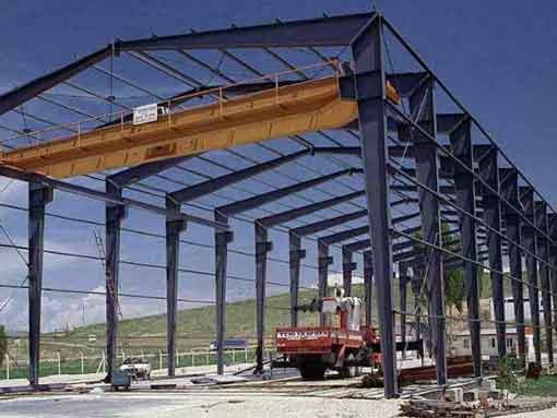 Industrial Structures Company
