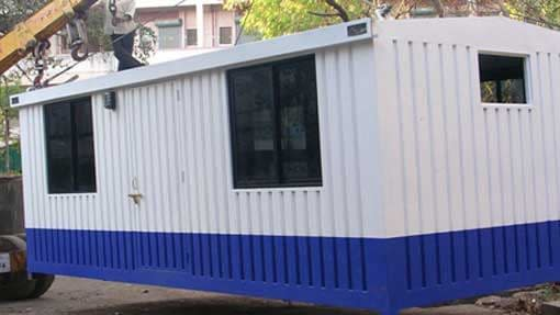 portable office cabin manufacturers India