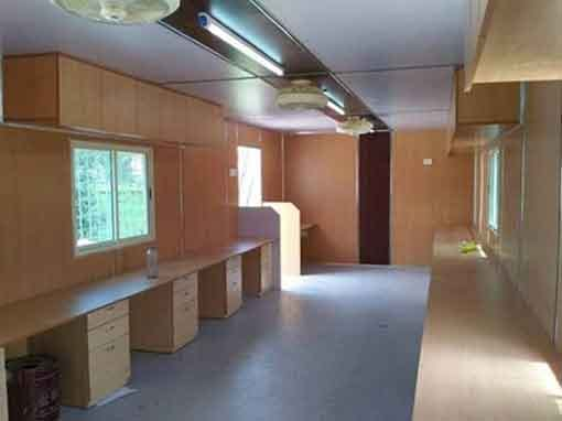 affordable shipping container office